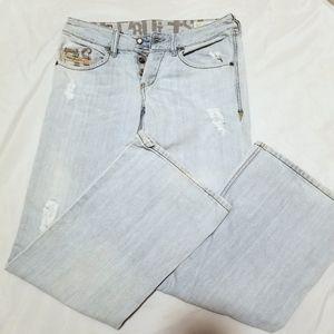 Diesel Vixy Boyfriens Jeans